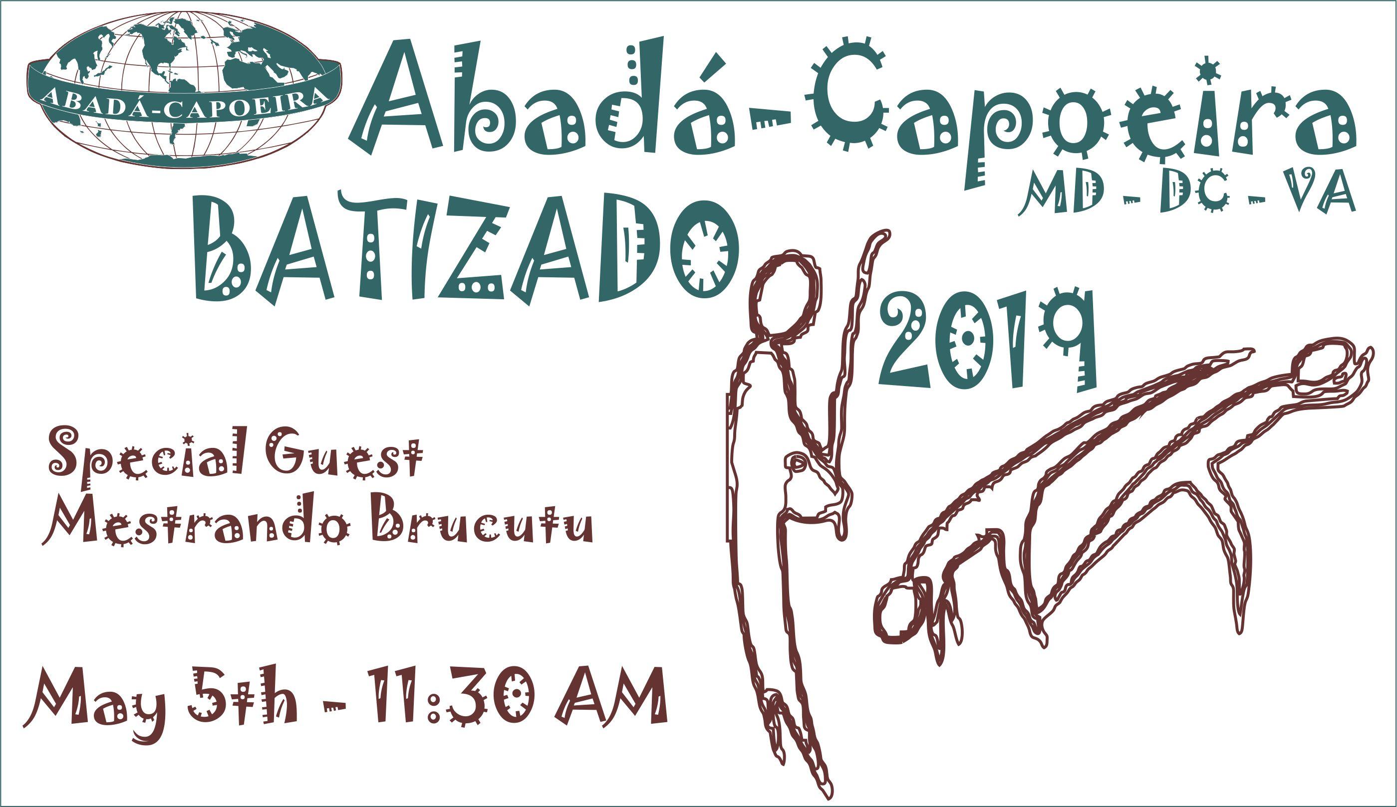 Welcome to Abada-Capoeira DC